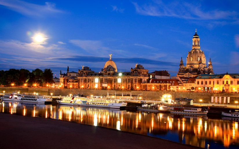 Drezno – piękne miasto